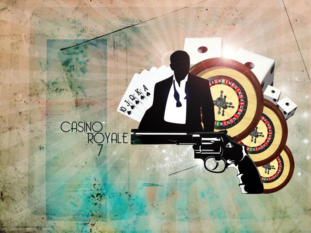 Old-fashioned Casino