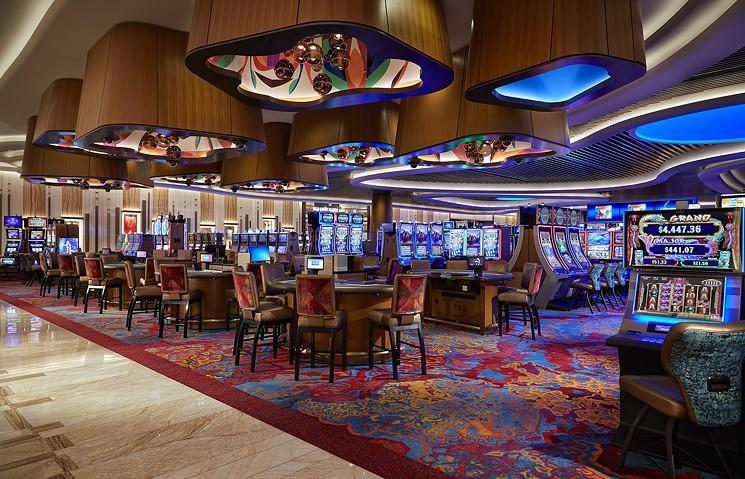 Do You Hear The Sound Of Casino