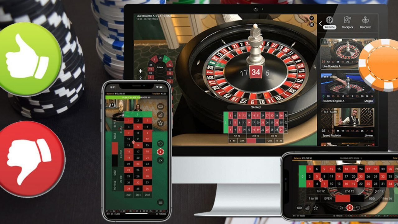 Online Casino Your Strategy to Success